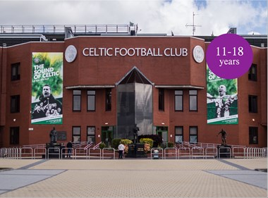 Celtic Soccer & English  (City of Glasgow College)
