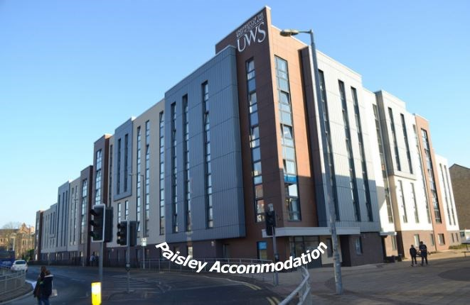 Paisley Accommodation